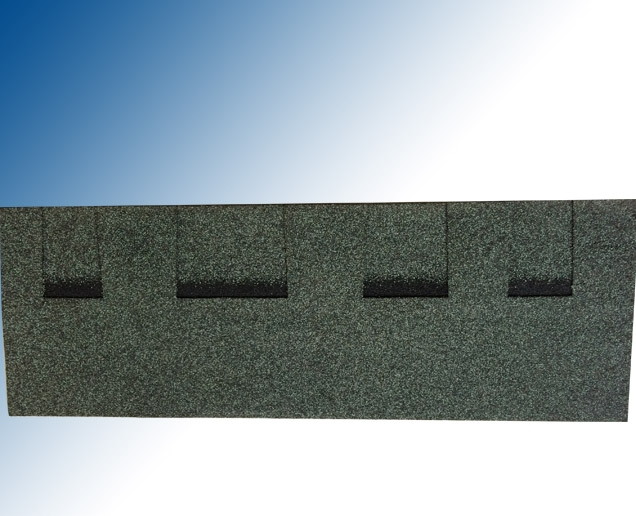 叠型双层沥青瓦木屋专用别墅瓦油毡瓦厂家直供