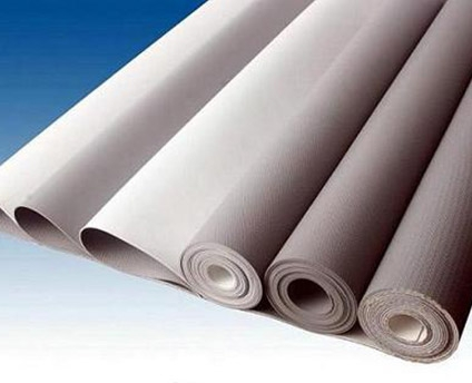 国标背衬型聚氯乙烯PVC防水卷材工程专用防水卷材