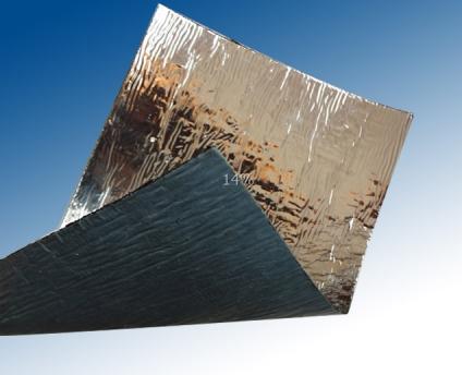 聚合物自粘防水卷材