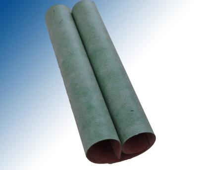 高分子铜(铝)胎基聚乙烯丙纶防水卷材