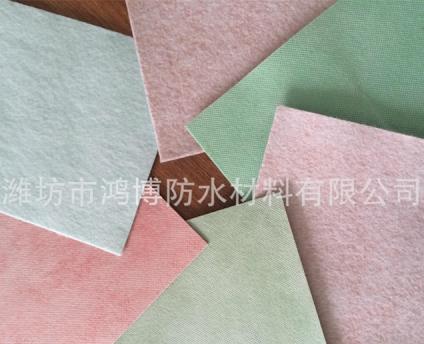 聚乙烯丙纶高分子防水卷材400g丙纶布防水卷材