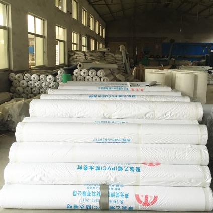 聚氯乙烯(PVC)防水卷材 1.0mm带布企标防水卷材