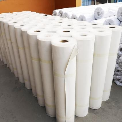 非沥青基自粘胶膜HDPE防水卷材 2.0mm 无砂 企标防水材料
